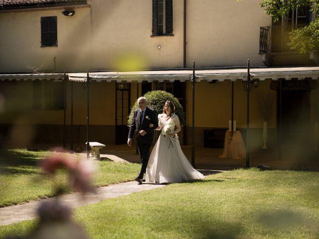 Il matrimonio di Antonio e Lara a Piacenza, Piacenza 30