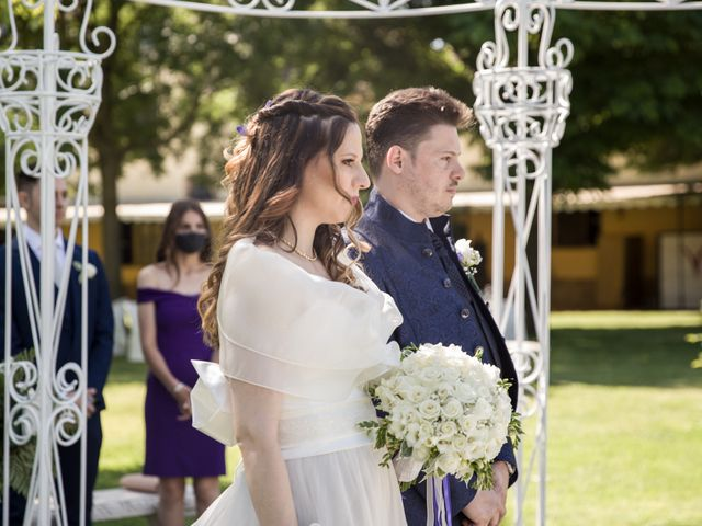 Il matrimonio di Antonio e Lara a Piacenza, Piacenza 39