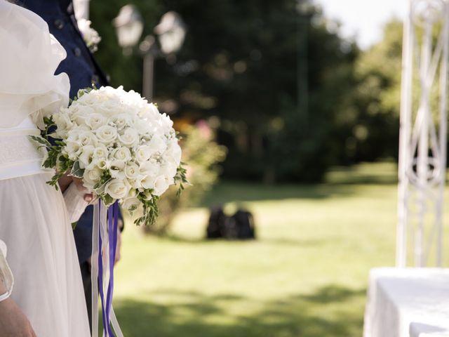 Il matrimonio di Antonio e Lara a Piacenza, Piacenza 40