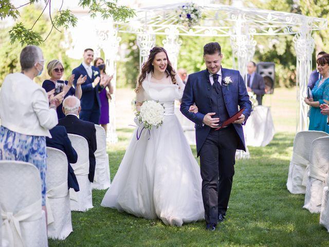 Il matrimonio di Antonio e Lara a Piacenza, Piacenza 44