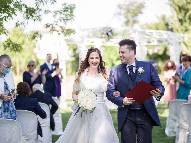 Il matrimonio di Antonio e Lara a Piacenza, Piacenza 45