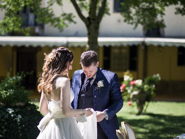 Il matrimonio di Antonio e Lara a Piacenza, Piacenza 50