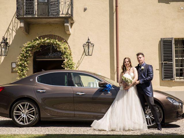 Il matrimonio di Antonio e Lara a Piacenza, Piacenza 59