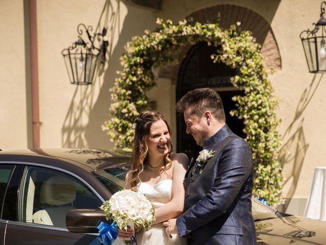 Il matrimonio di Antonio e Lara a Piacenza, Piacenza 60