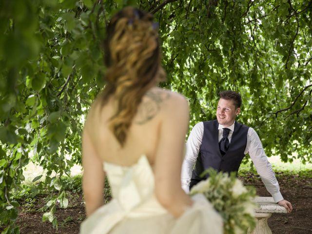 Il matrimonio di Antonio e Lara a Piacenza, Piacenza 67