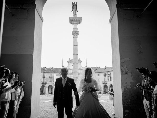 Il matrimonio di Alessio e Debora a Venaria Reale, Torino 20