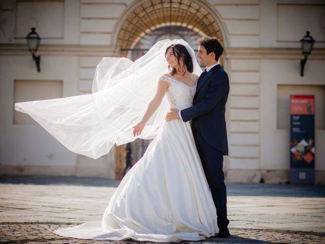 Il matrimonio di Alessio e Debora a Venaria Reale, Torino 26