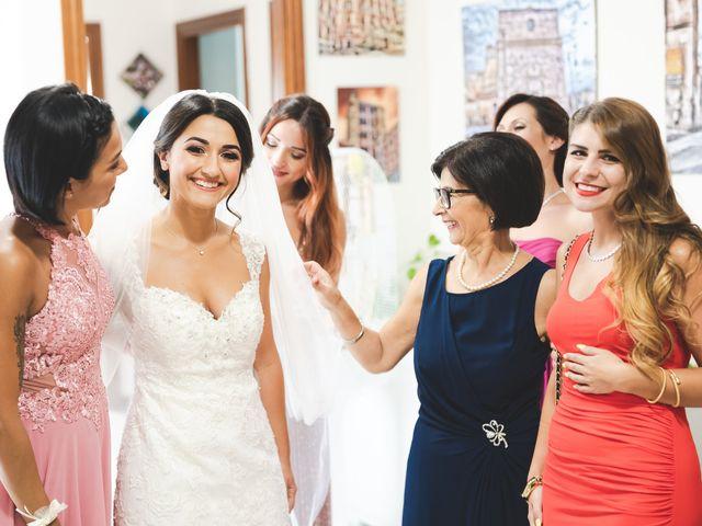 Il matrimonio di Stefano e Alessia a Uta, Cagliari 27