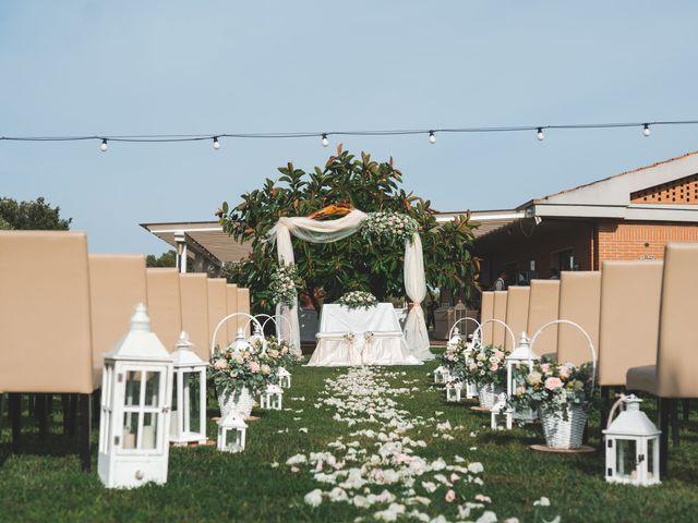 Il matrimonio di Stefano e Alessia a Uta, Cagliari 34