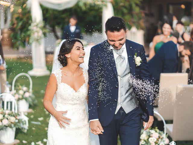 Il matrimonio di Stefano e Alessia a Uta, Cagliari 77