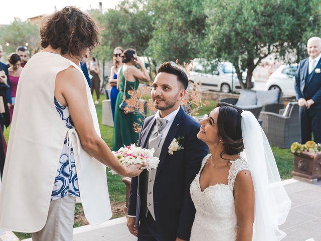 Il matrimonio di Stefano e Alessia a Uta, Cagliari 82