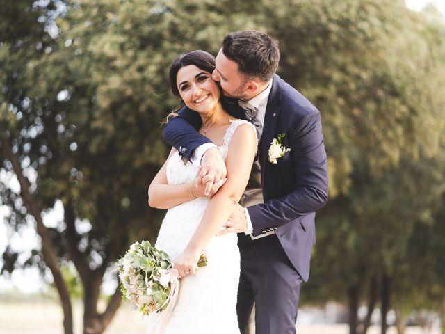 Il matrimonio di Stefano e Alessia a Uta, Cagliari 87