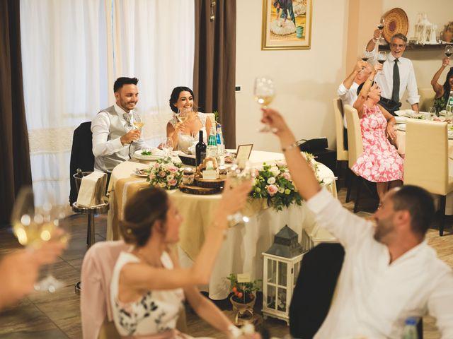 Il matrimonio di Stefano e Alessia a Uta, Cagliari 107