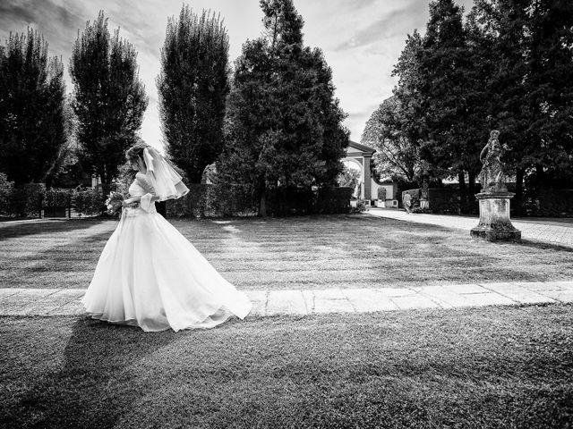 Il matrimonio di Diego e Giulia a Ripalta Cremasca, Cremona 17