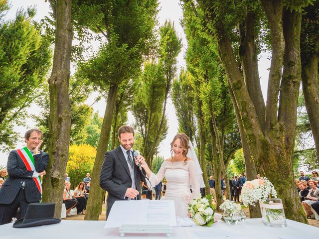 Il matrimonio di Diego e Giulia a Ripalta Cremasca, Cremona 20