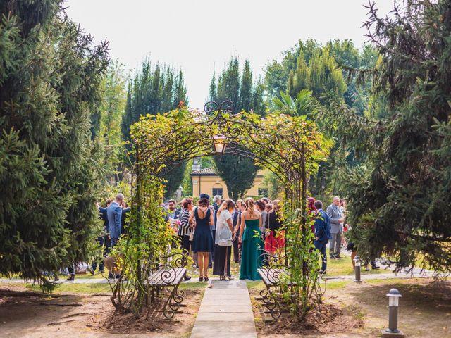 Il matrimonio di Diego e Giulia a Ripalta Cremasca, Cremona 24