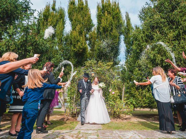 Il matrimonio di Diego e Giulia a Ripalta Cremasca, Cremona 25