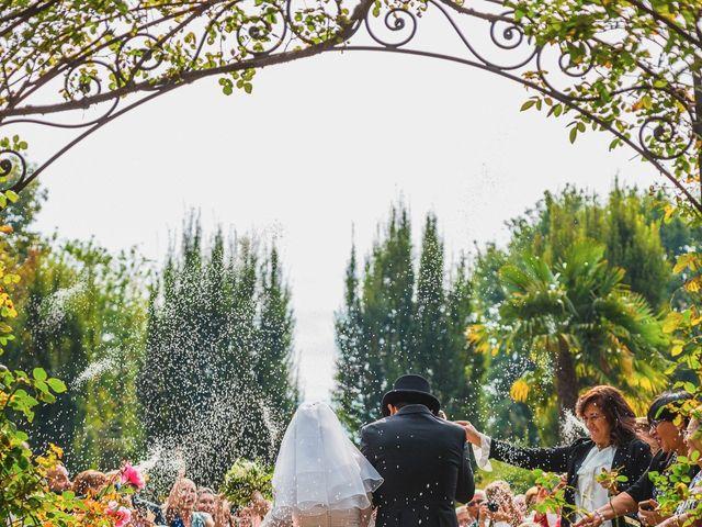 Il matrimonio di Diego e Giulia a Ripalta Cremasca, Cremona 26