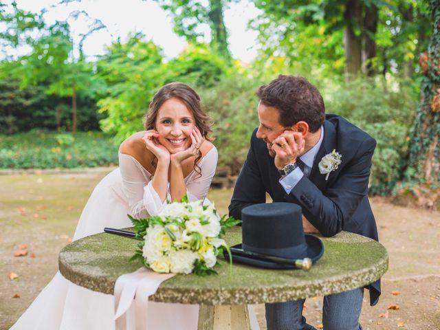 Il matrimonio di Diego e Giulia a Ripalta Cremasca, Cremona 30