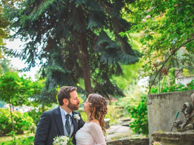 Il matrimonio di Diego e Giulia a Ripalta Cremasca, Cremona 31