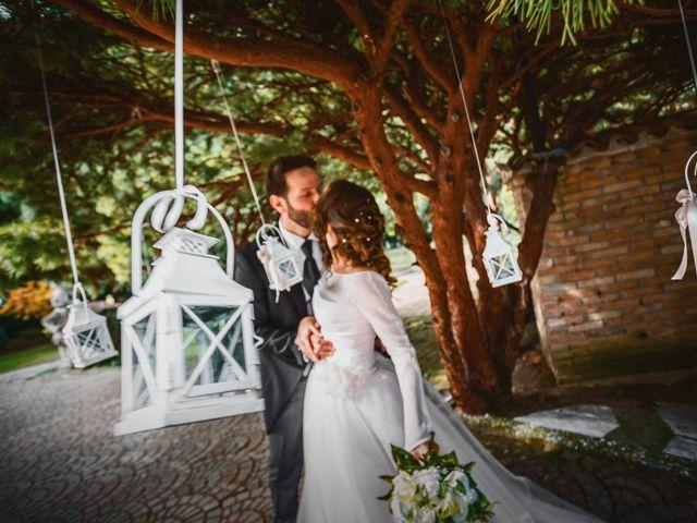 Il matrimonio di Diego e Giulia a Ripalta Cremasca, Cremona 34
