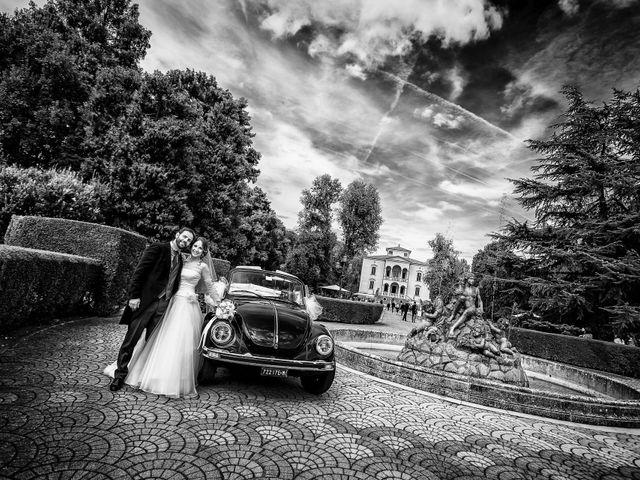 Il matrimonio di Diego e Giulia a Ripalta Cremasca, Cremona 39
