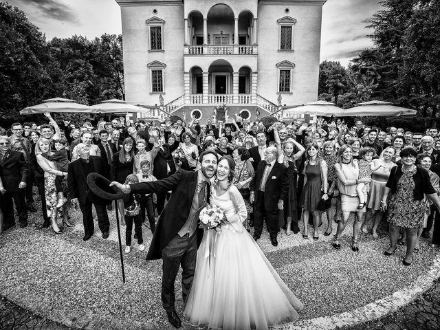 Il matrimonio di Diego e Giulia a Ripalta Cremasca, Cremona 2