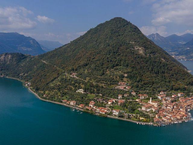 Il matrimonio di Francesco e Chiara a Monte Isola, Brescia 3