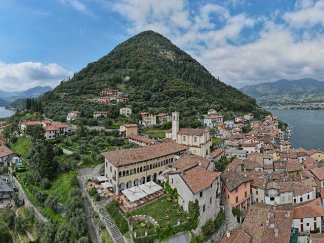 Il matrimonio di Francesco e Chiara a Monte Isola, Brescia 4