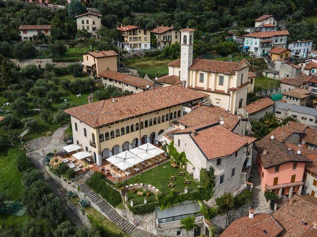 Il matrimonio di Francesco e Chiara a Monte Isola, Brescia 5