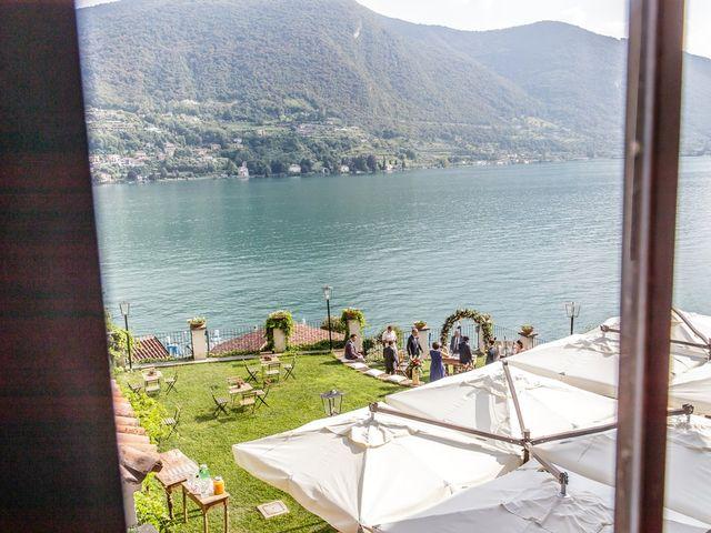 Il matrimonio di Francesco e Chiara a Monte Isola, Brescia 13