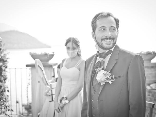 Il matrimonio di Francesco e Chiara a Monte Isola, Brescia 17