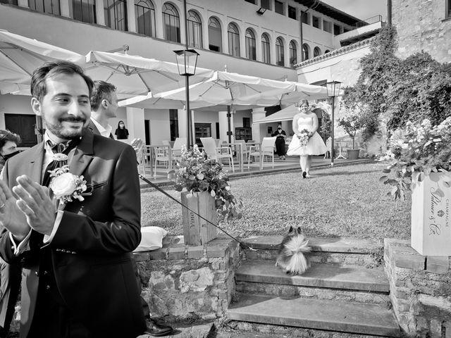 Il matrimonio di Francesco e Chiara a Monte Isola, Brescia 18