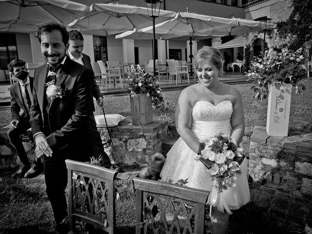 Il matrimonio di Francesco e Chiara a Monte Isola, Brescia 19
