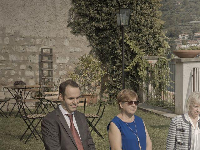 Il matrimonio di Francesco e Chiara a Monte Isola, Brescia 21
