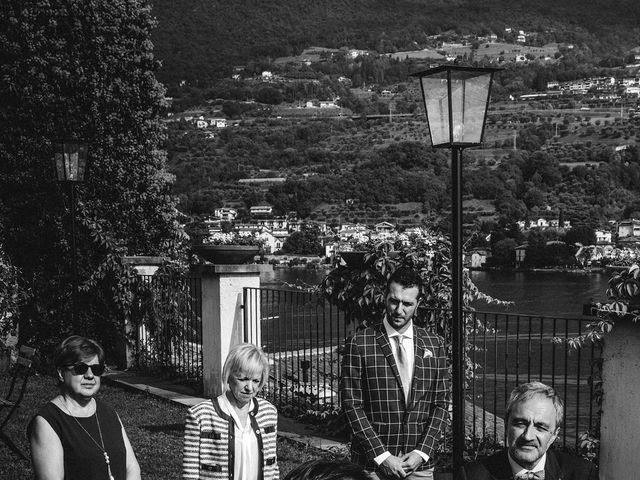 Il matrimonio di Francesco e Chiara a Monte Isola, Brescia 22