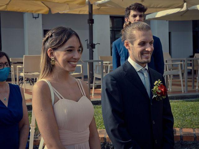 Il matrimonio di Francesco e Chiara a Monte Isola, Brescia 23