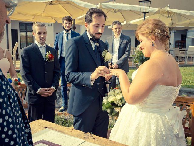 Il matrimonio di Francesco e Chiara a Monte Isola, Brescia 24