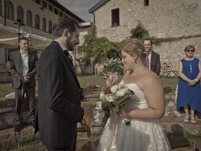 Il matrimonio di Francesco e Chiara a Monte Isola, Brescia 25