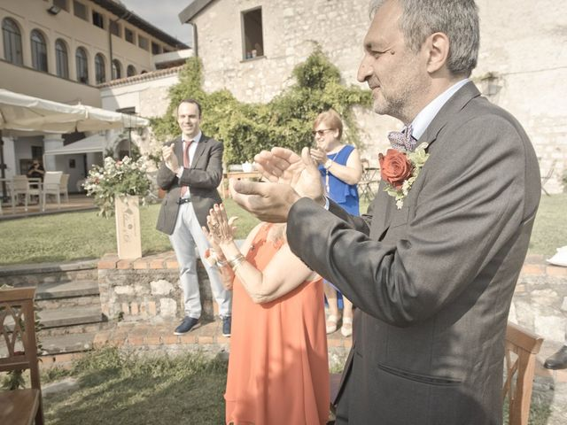 Il matrimonio di Francesco e Chiara a Monte Isola, Brescia 27