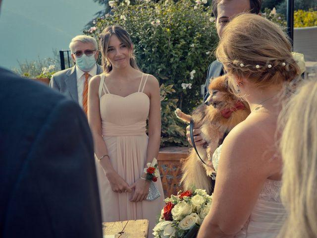 Il matrimonio di Francesco e Chiara a Monte Isola, Brescia 29