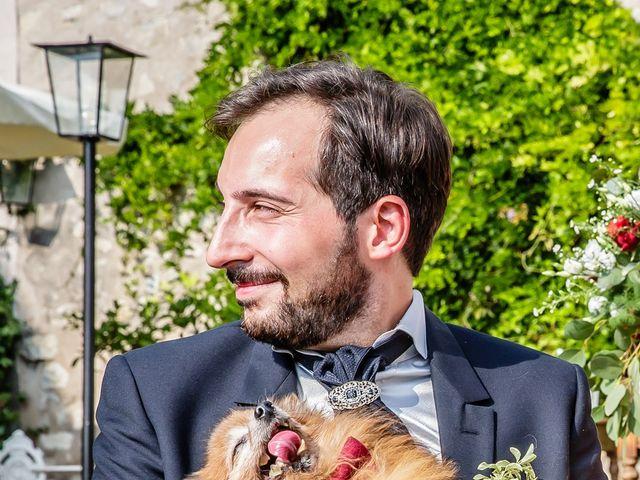 Il matrimonio di Francesco e Chiara a Monte Isola, Brescia 30
