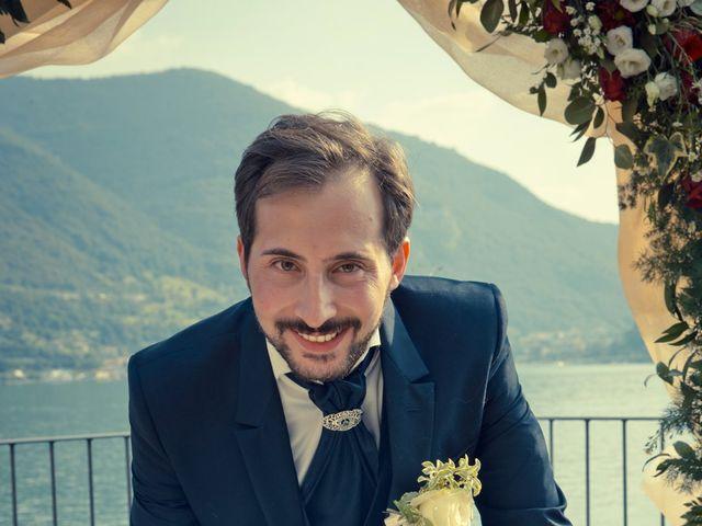 Il matrimonio di Francesco e Chiara a Monte Isola, Brescia 32