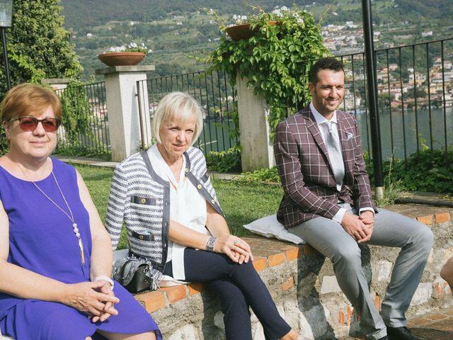 Il matrimonio di Francesco e Chiara a Monte Isola, Brescia 33