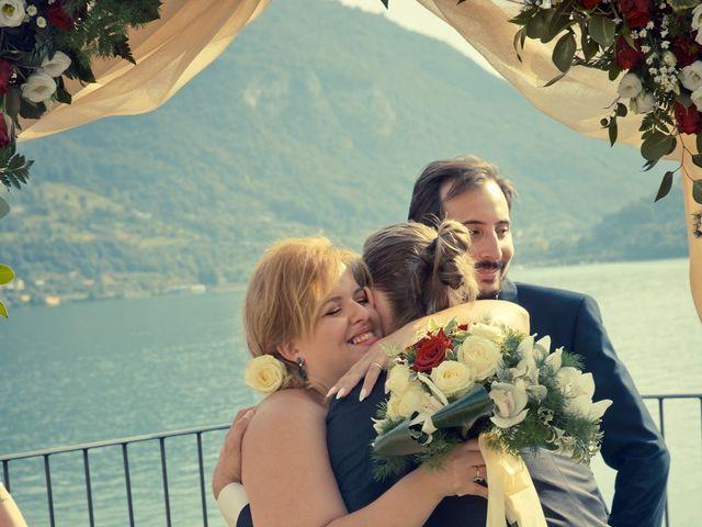 Il matrimonio di Francesco e Chiara a Monte Isola, Brescia 34