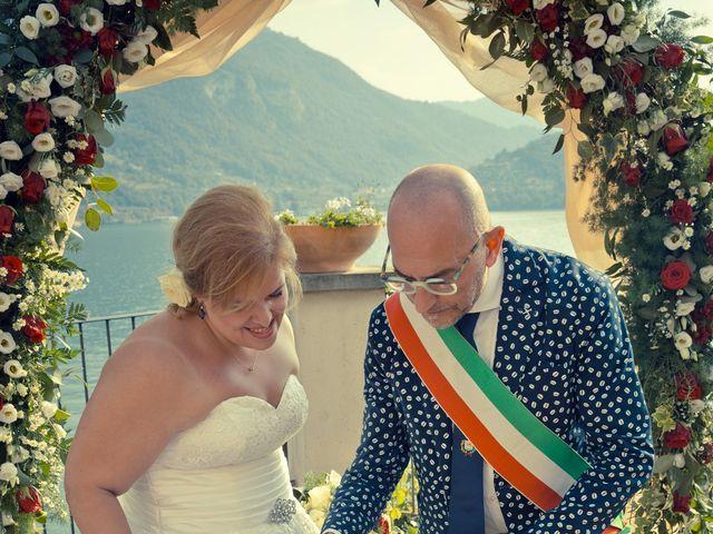 Il matrimonio di Francesco e Chiara a Monte Isola, Brescia 35
