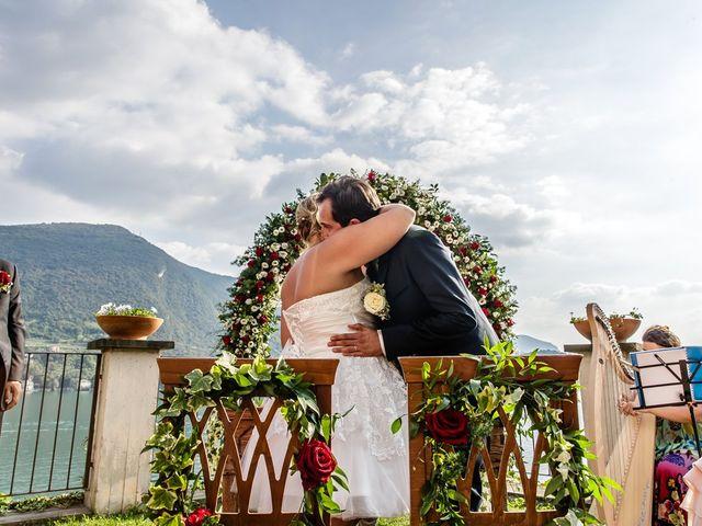 Il matrimonio di Francesco e Chiara a Monte Isola, Brescia 36