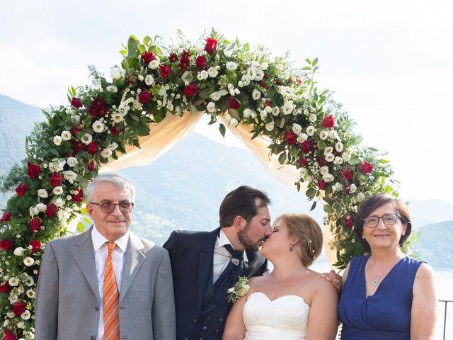 Il matrimonio di Francesco e Chiara a Monte Isola, Brescia 37
