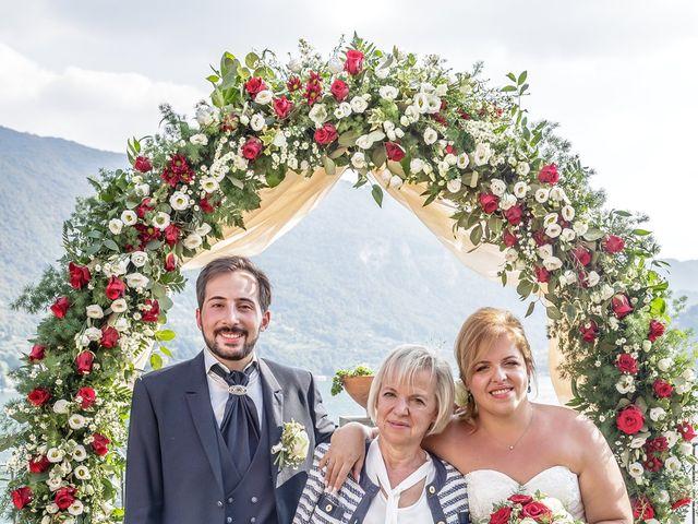 Il matrimonio di Francesco e Chiara a Monte Isola, Brescia 38