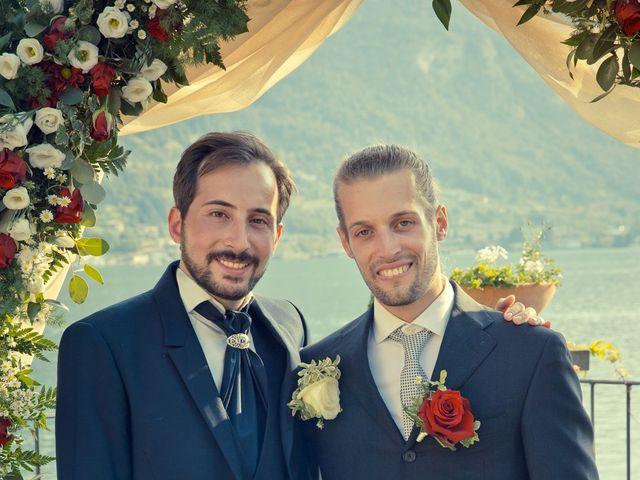 Il matrimonio di Francesco e Chiara a Monte Isola, Brescia 40